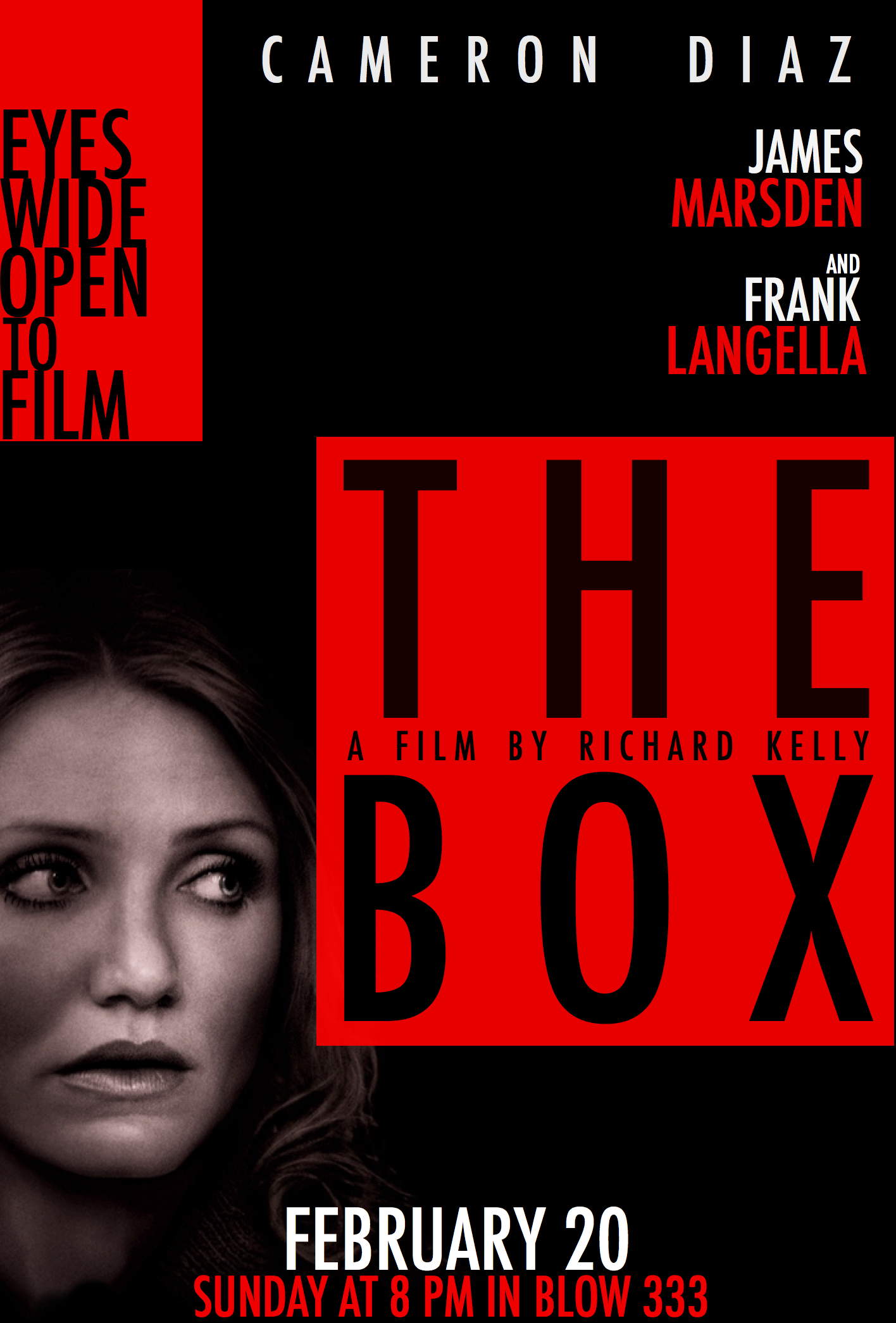 The Box Poster George Mokhiber